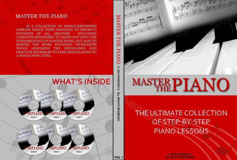#9 for I need a DVD cover design for web marketing graphics and print by noniejun