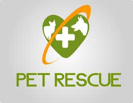 #2 for Design a Logo for 'Pet Rescue' and a name af mdsipankhan22