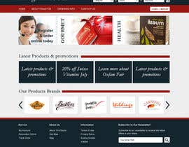#43 cho Website Design for Kingston Foods Australia bởi dragnoir