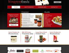 techwise tarafından Website Design for Kingston Foods Australia için no 34