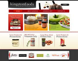 techwise tarafından Website Design for Kingston Foods Australia için no 47