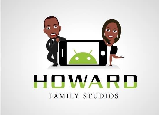 Kilpailutyö #                                        240                                      kilpailussa                                         Logo Design for Howard Family Studios