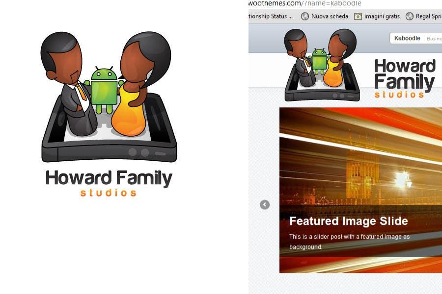 Logo Design Contest Entry #174 for Logo Design for Howard Family Studios