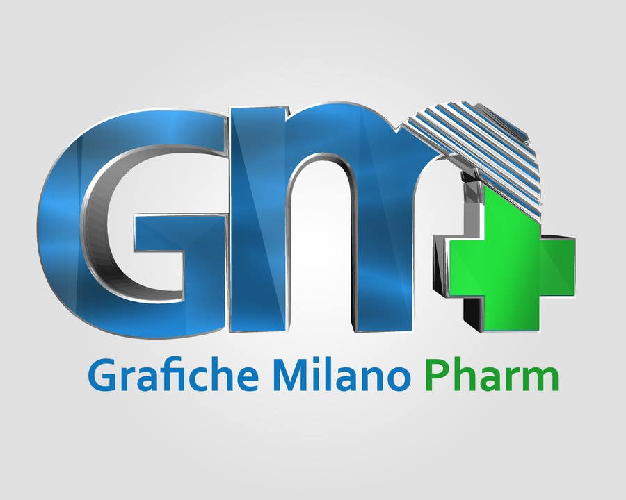 Contest Entry #                                        105                                      for                                         Logo Design for Grafiche Milano Pharm