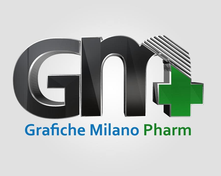 Konkurrenceindlæg #                                        138                                      for                                         Logo Design for Grafiche Milano Pharm