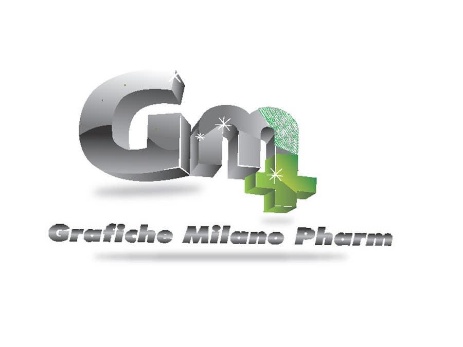 Konkurrenceindlæg #                                        67                                      for                                         Logo Design for Grafiche Milano Pharm
