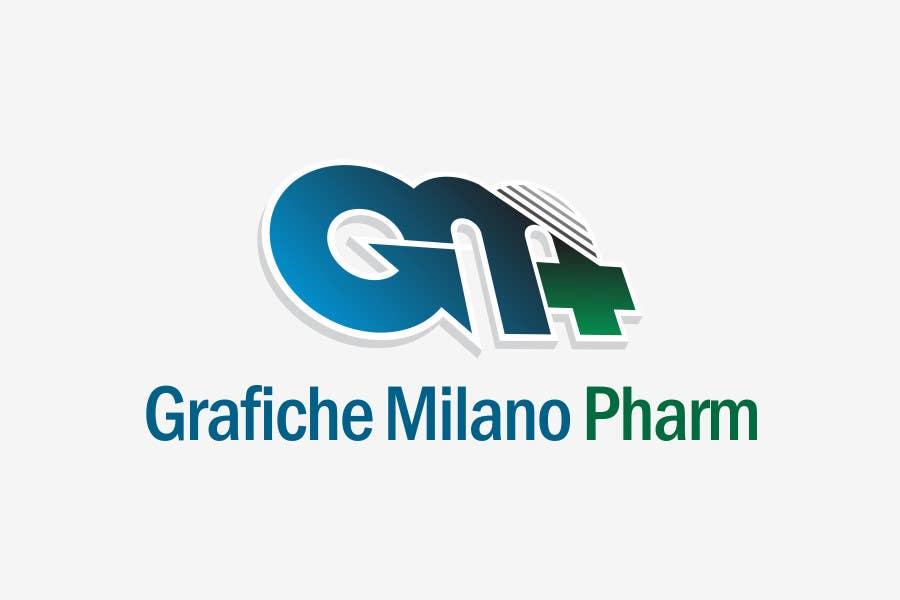 Konkurrenceindlæg #                                        142                                      for                                         Logo Design for Grafiche Milano Pharm