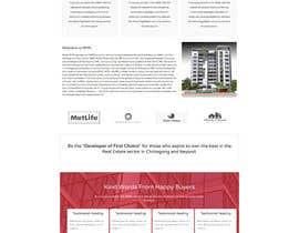 #4 for Design a Website Mockup for realestate site by GemIT