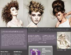#43 for Design a Website Mockup for beauty site by online3