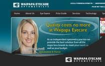 Logo Design for Waipapa Eyecare için Graphic Design578 No.lu Yarışma Girdisi