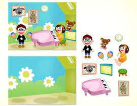 EndorphinDesign tarafından Kids Puzzle Scenery / Multiple (potentially many) bidders will be selected için no 50