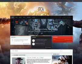 nº 25 pour Background of battlefield 1 website par darkribbon