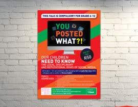 VisualandPrint tarafından POSTER TO PROMOTE A SAFE SOCIAL MEDIA TALK AT A SCHOOL için no 11