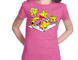 jojohf tarafından Design a T-Shirt for babies and kids için no 124