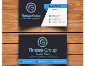 Fastwork0 tarafından Business Card and Corporate Identity(Letter Head & Letter Cover) for MNC REAL ESTATE COMPANY için no 1