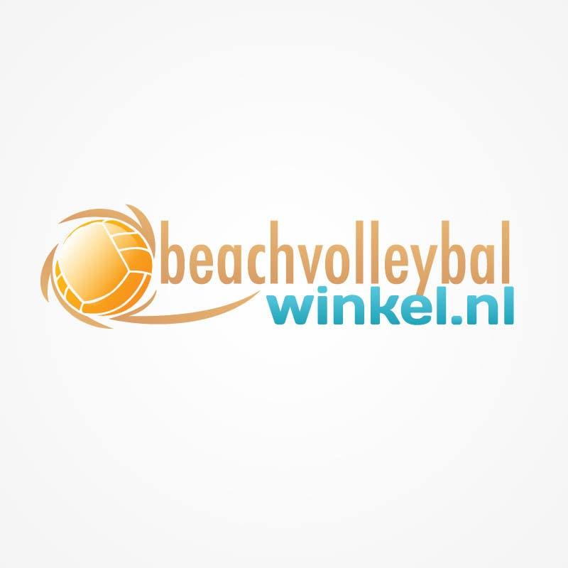 Inscrição nº 99 do Concurso para Logo Design for Beachvolleybalwinkel.nl