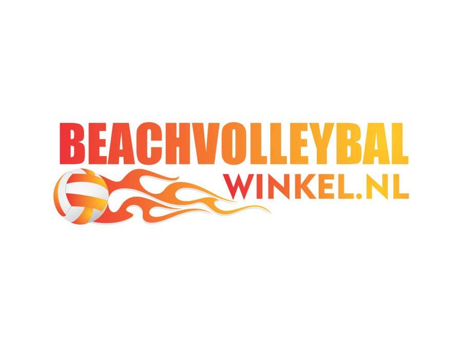 Inscrição nº 223 do Concurso para Logo Design for Beachvolleybalwinkel.nl