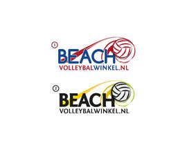 #154 para Logo Design for Beachvolleybalwinkel.nl por ShinymanStudio