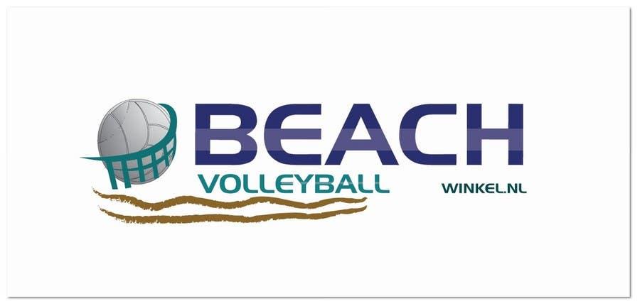 Inscrição nº 164 do Concurso para Logo Design for Beachvolleybalwinkel.nl