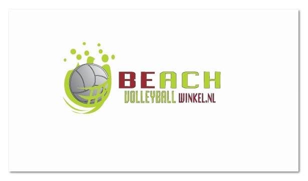 Inscrição nº 165 do Concurso para Logo Design for Beachvolleybalwinkel.nl