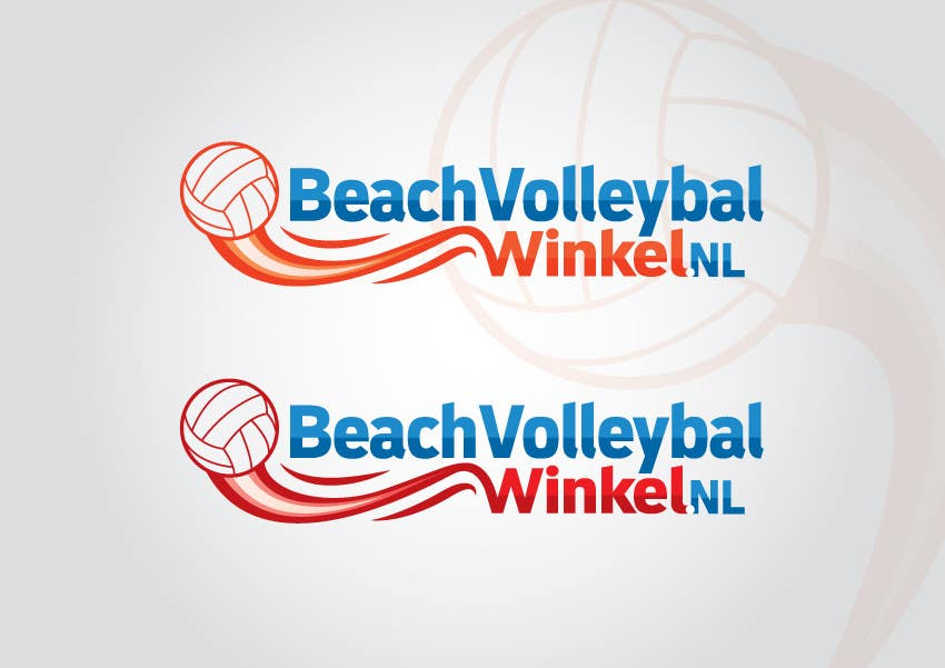 Logo Design for Beachvolleybalwinkel.nl