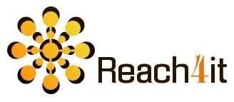 Bài tham dự cuộc thi #403 cho Logo Design for Reach4it - Urgent