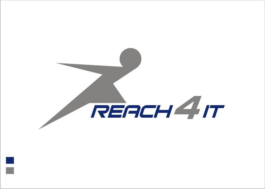 Bài tham dự cuộc thi #18 cho Logo Design for Reach4it - Urgent