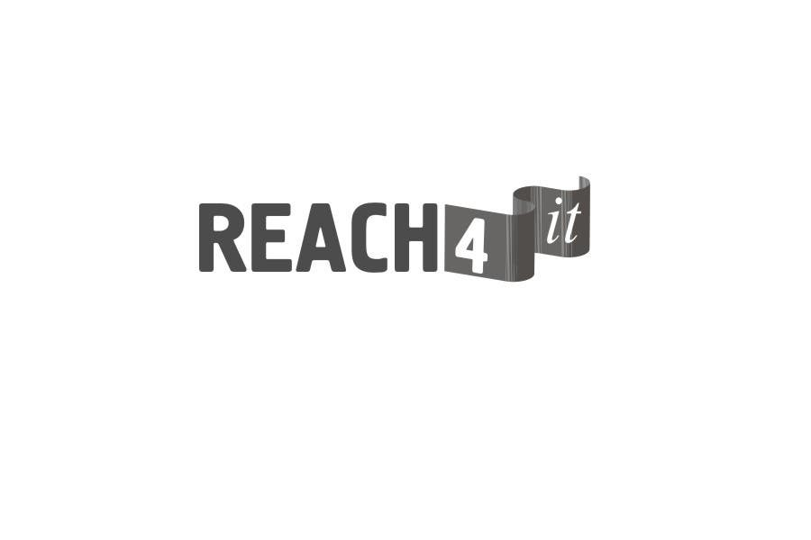 Bài tham dự cuộc thi #                                        417                                      cho                                         Logo Design for Reach4it - Urgent