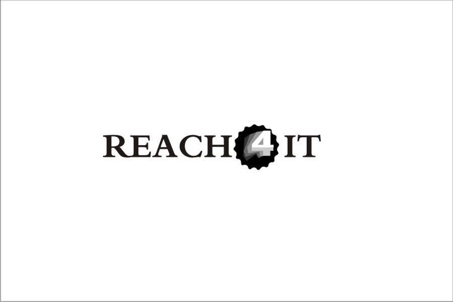 Bài tham dự cuộc thi #                                        419                                      cho                                         Logo Design for Reach4it - Urgent