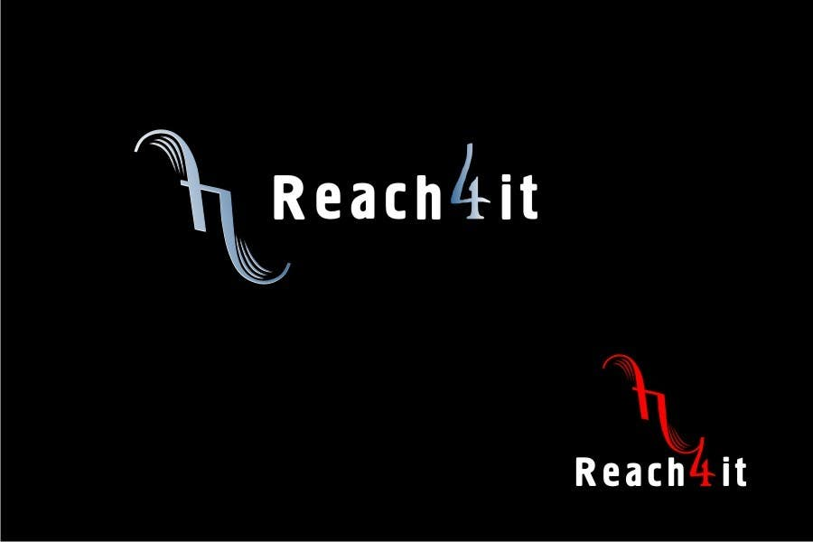 Bài tham dự cuộc thi #                                        323                                      cho                                         Logo Design for Reach4it - Urgent