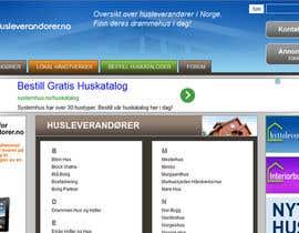 studiozeed tarafından Design a Logo for webpage www.husleverandorer.no için no 27