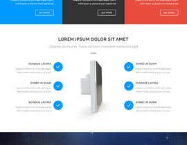 #5 for Design a Website Mockup by patil1987
