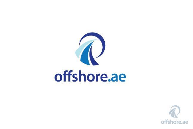 Penyertaan Peraduan #                                        77                                      untuk                                         Logo Design for offshore.ae