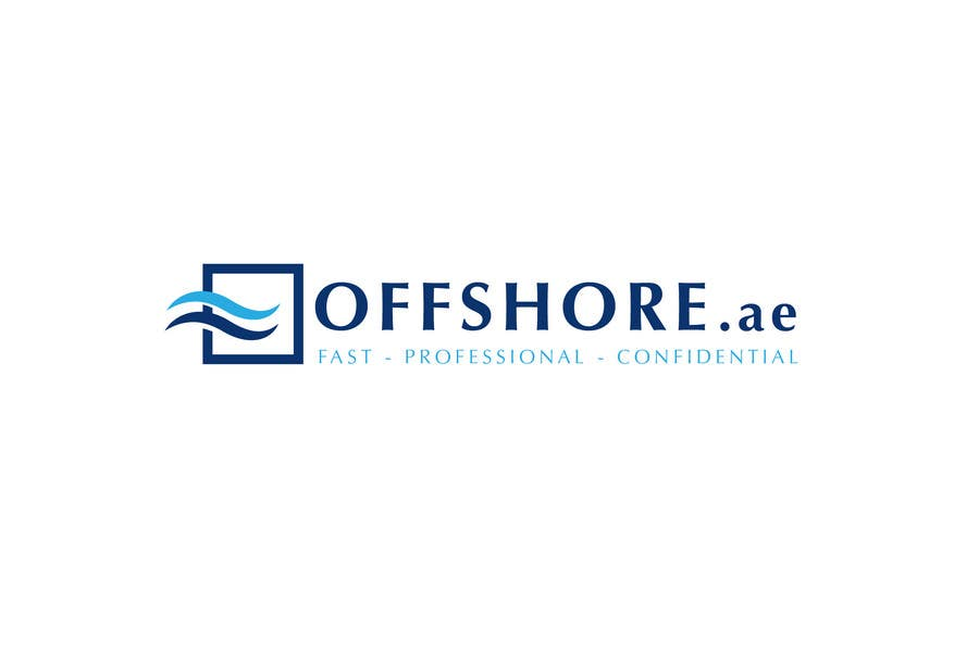 Конкурсная заявка №38 для Logo Design for offshore.ae