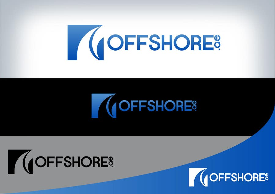 Конкурсная заявка №68 для Logo Design for offshore.ae