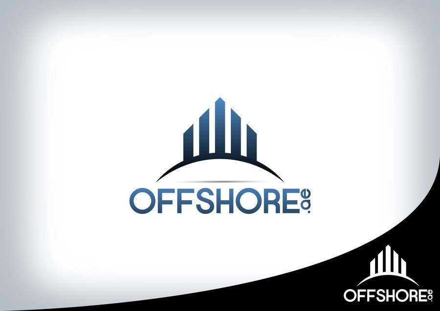 Penyertaan Peraduan #43 untuk Logo Design for offshore.ae