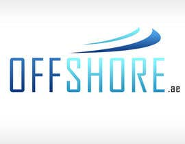 nº 123 pour Logo Design for offshore.ae par graphicsavvy
