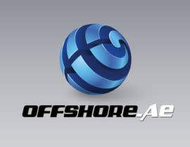 nº 44 pour Logo Design for offshore.ae par sotnas