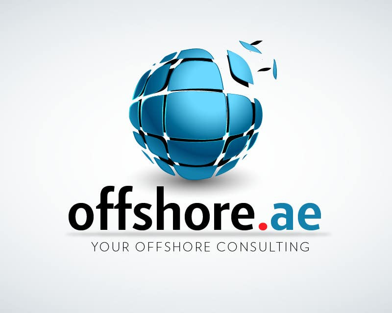Конкурсная заявка №61 для Logo Design for offshore.ae