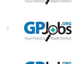 nº 118 pour Design a Logo for GPjobs.org a new jobsite for family practice par Jun01