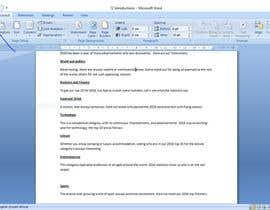 mullervenessa tarafından Write 12 introductions için no 3