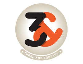 #9 for Logo for 3& by VisualandPrint