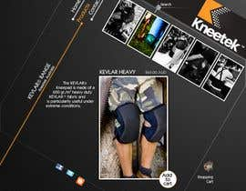 #61 para Website Design for KNEETEK.NET por Danschi