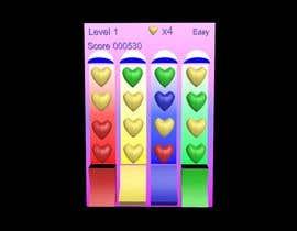 polo99a9 tarafından Redesign the gameplay UI of a simple mobile game için no 12