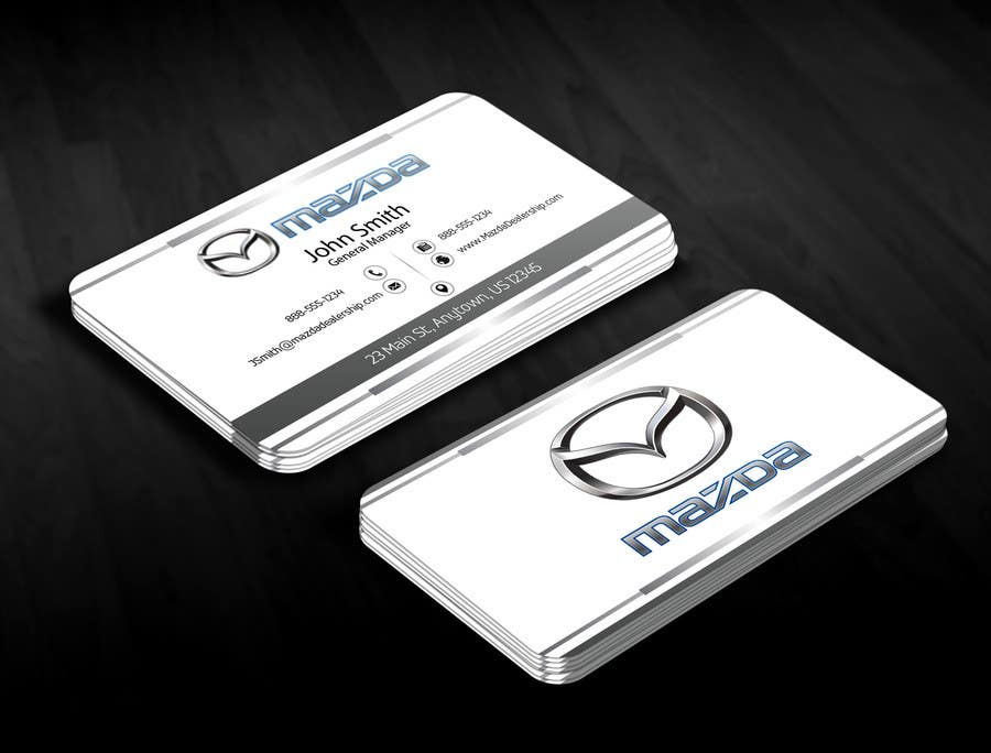 Entry 35 By Sahasrabon For Design Some Business Cards For A