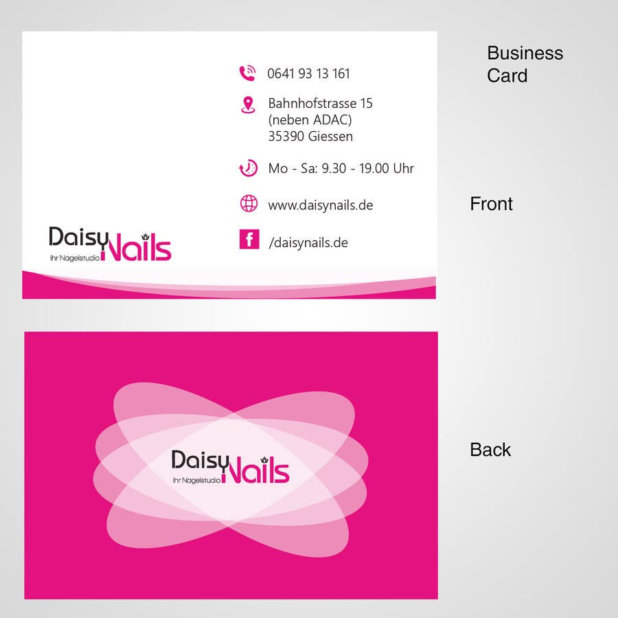 Entry 70 by sofmynd for design some business cards for nails contest entry 70 for design some business cards for nails studio magicingreecefo Choice Image