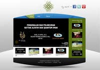 Contest Entry #36 for Website Design for KHAAFILA.TV  and HIJRAH.TV online televisions