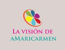 "Warna86 tarafından Design a logo for my blog: ""La visión de Maricarmen"" için no 16"
