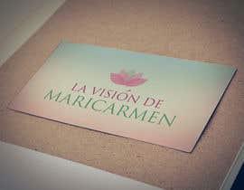 "Jazova tarafından Design a logo for my blog: ""La visión de Maricarmen"" için no 17"
