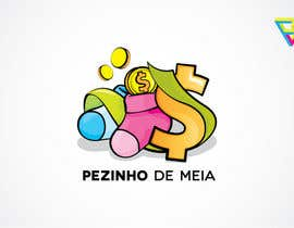 #70 for Logo Design for Pezinho de Meia (Baby Socks in portuguese) by Ferrignoadv